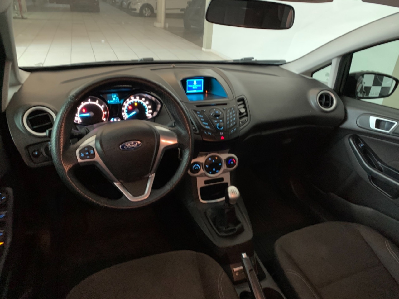 Fiesta Hatch 1.6 16V 4P SE FLEX