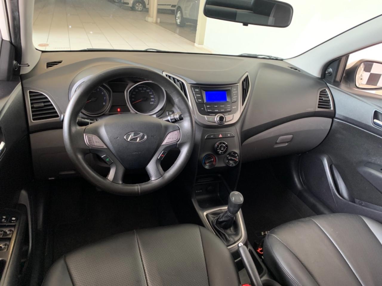 HB 20 Sedan 1.6 16V 4P FLEX COMFORT PLUS