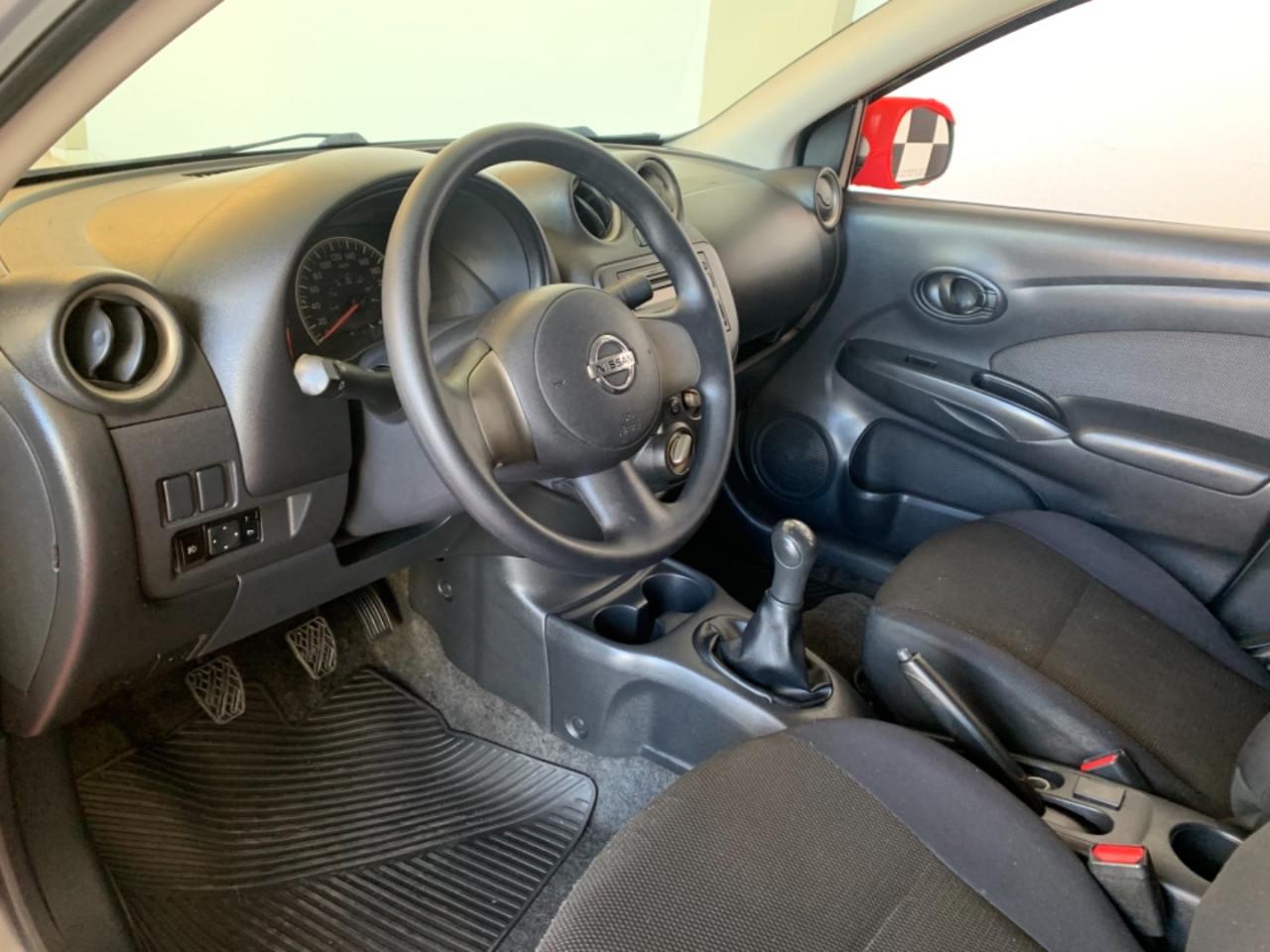 Versa Sedan 1.6 16V 4P FLEX SV
