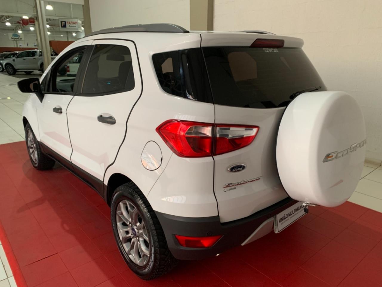 Ecosport 2.0 16V 4P FREESTYLE FLEX POWERSHIFT AUTOMATIZADO