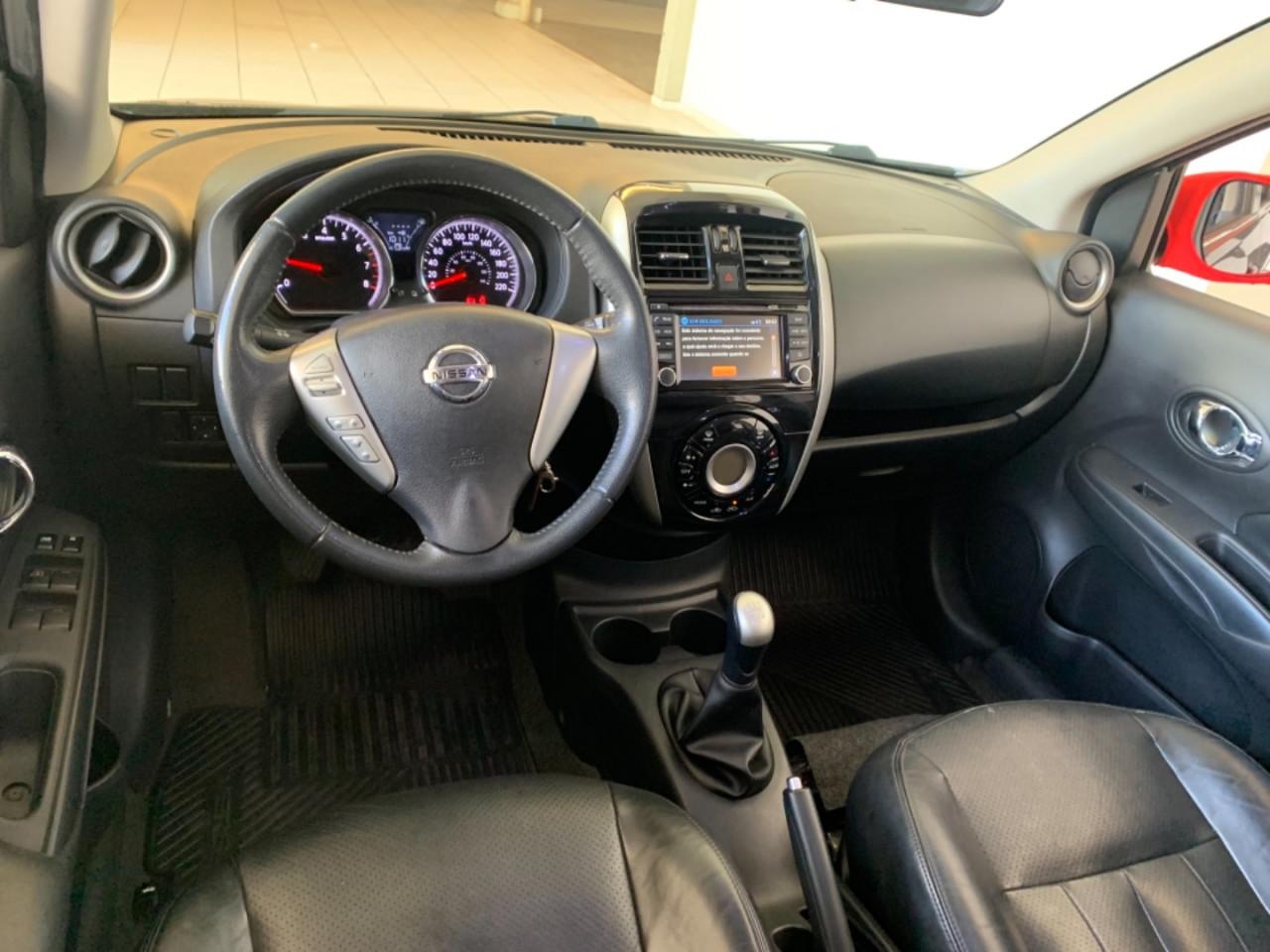 Versa Sedan 1.6 16V 4P UNIQUE FLEX