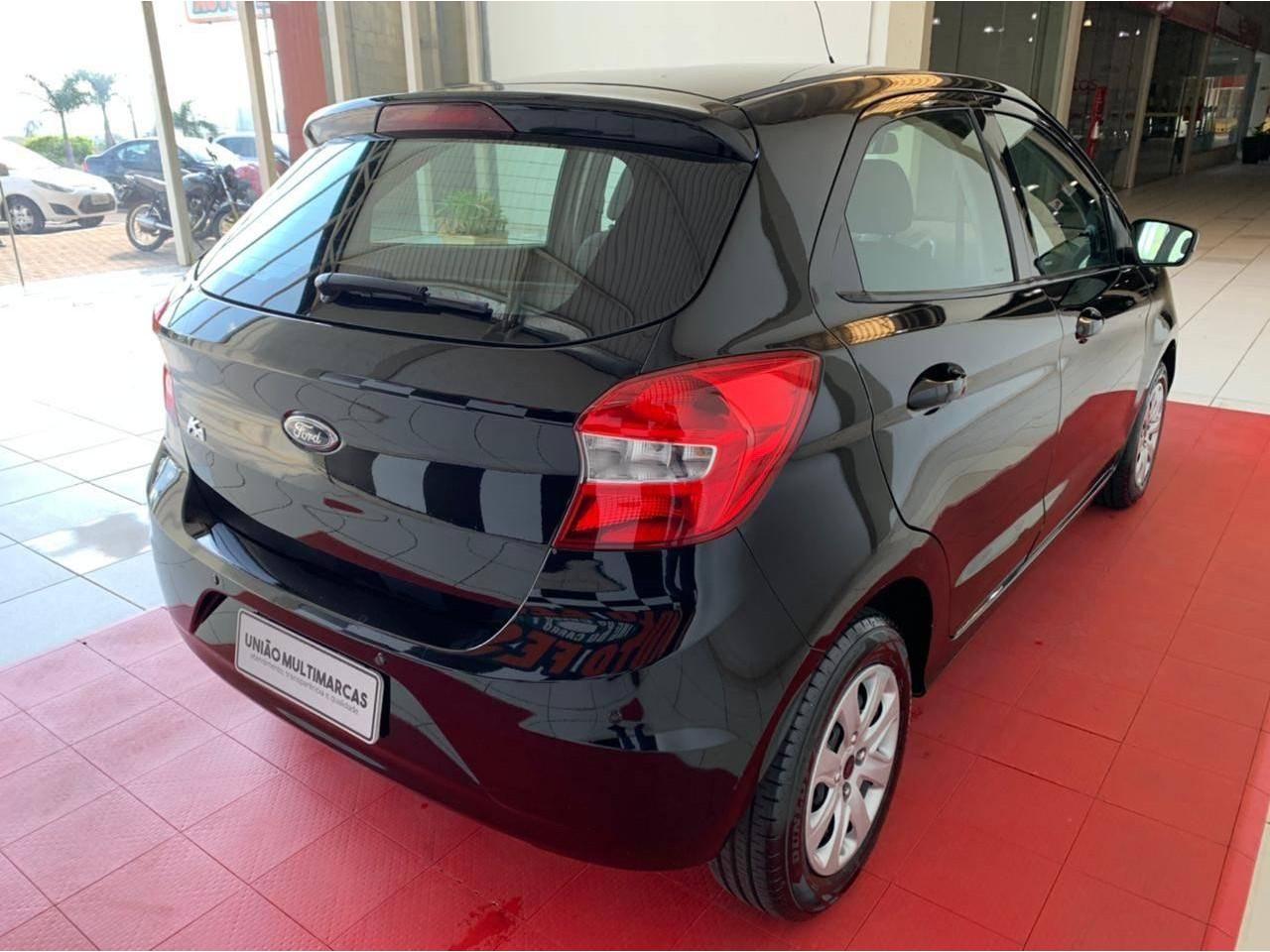 Ka Hatch 1.5 12V 4P TI-VCT SE FLEX